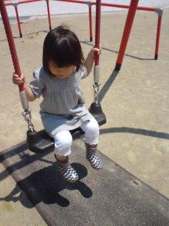 連日、公園へ。