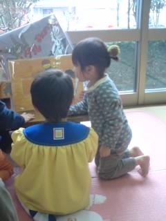 3歳児健診へ、